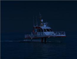 ارزیابی توان عملیات شبانه جستجو و نجات دریایی در بندرامام