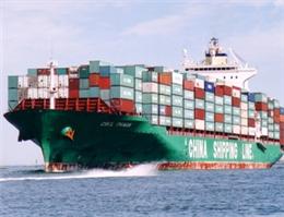 زیان سنگین در خط کشتیرانی کانتینری CSCL چین