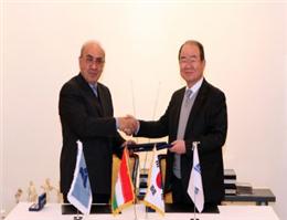 ایدرو و کشتی سازی دوو (DSME) توافق نامه همکاری امضا کردند