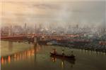 آلودگی در تیانجین