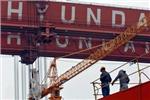 کشتی سازی هیوندایی