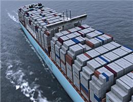 کشتیرانی مرسک دانمارک؛ اولین غول کانتینری جهان