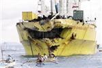 برخورد شناورها در فیلیپین
