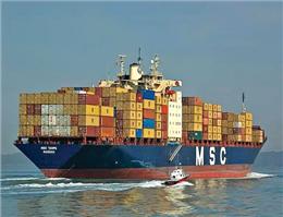 MSC سوئیس؛ بزرگترین شرکت خصوصی حمل و نقل کانتینری جهان