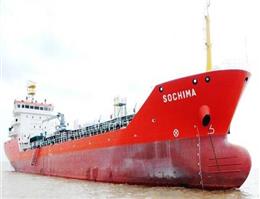 حمله دزدان دریایی به تانکر چینی
