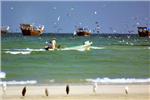 دریایی در duqm عمان