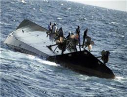 یک فروند قایق در کرانۀ تانزانیا واژگون شد