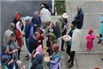 گردشگر خارجی در مازندران