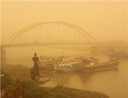اعتراض خوزستانی ها به تداوم آلودگی های زیست محیطی