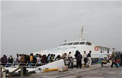 مسافران نوروزی کیش