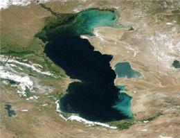 تعادل بخشیِ استراتژیکیِ بیلان آبی دریای خزر